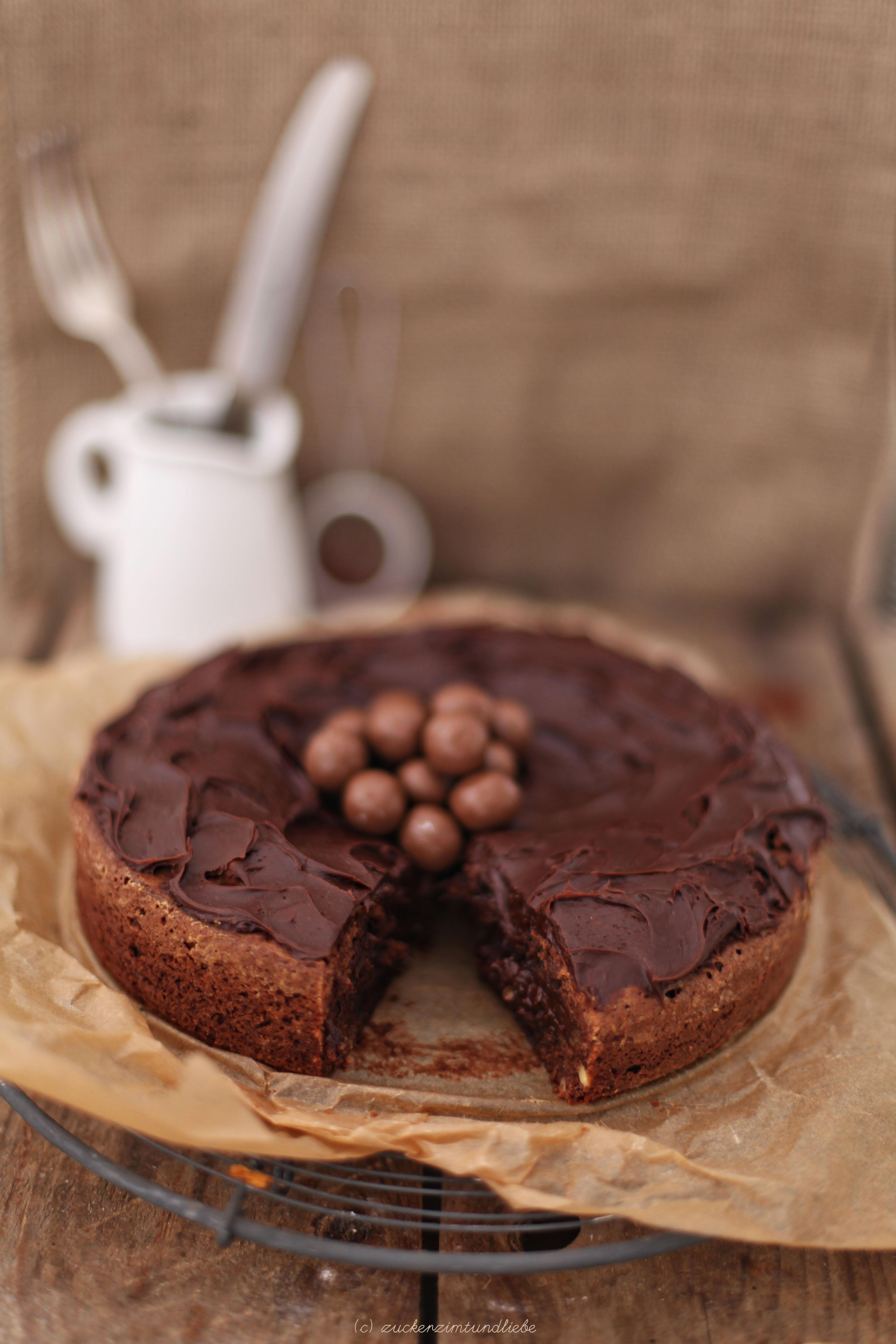 Zuckerzimtundliebe Rezept Lecker Bakery Schokoladenkuchen