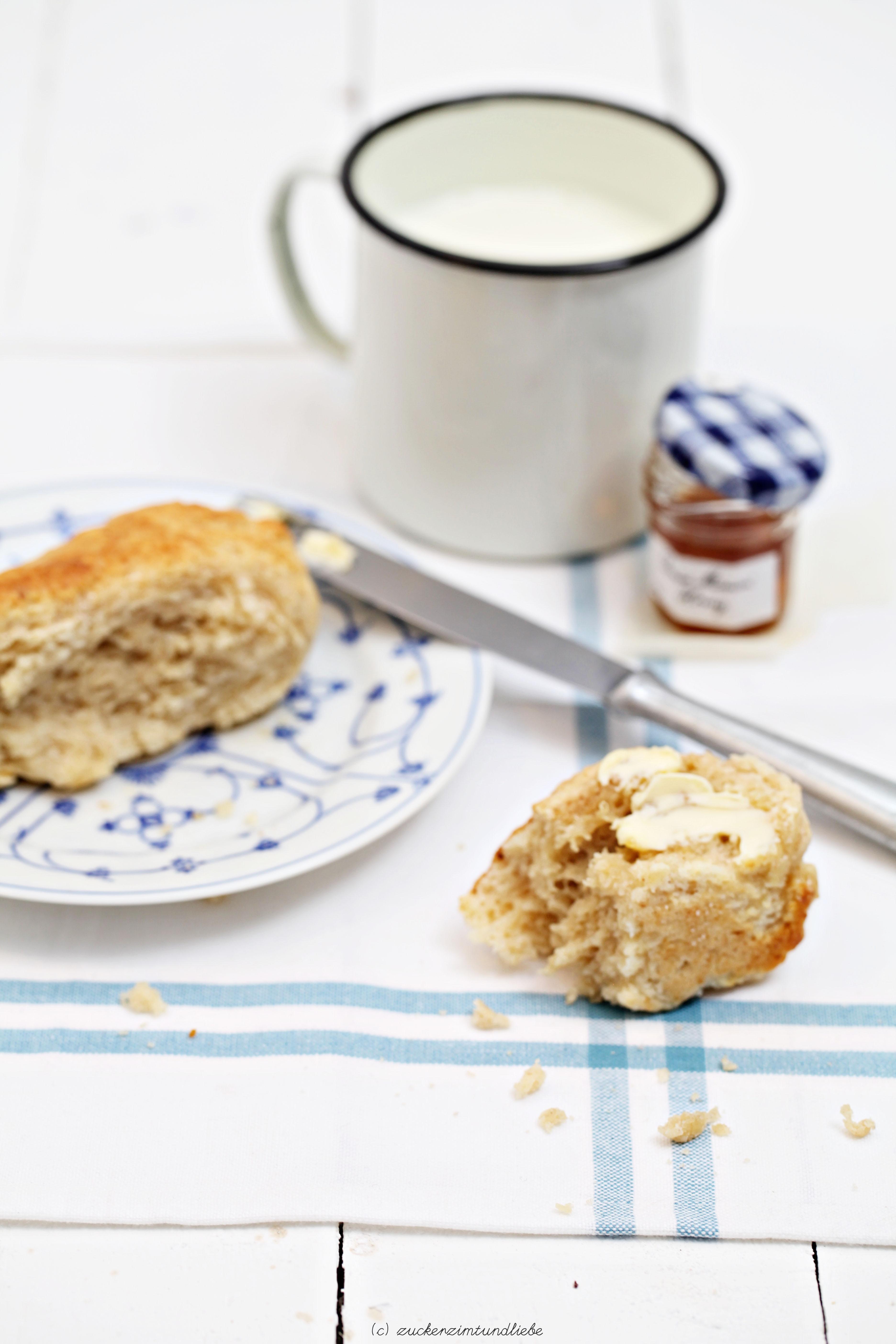 Rezept Quarkteig Weck Honig Zuckerzimtundliebe für Postausmeinerküche