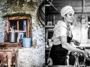 Zuckerzimtundliebe Kinighof Südtirol Bauernschank Benedikta Genussfestival