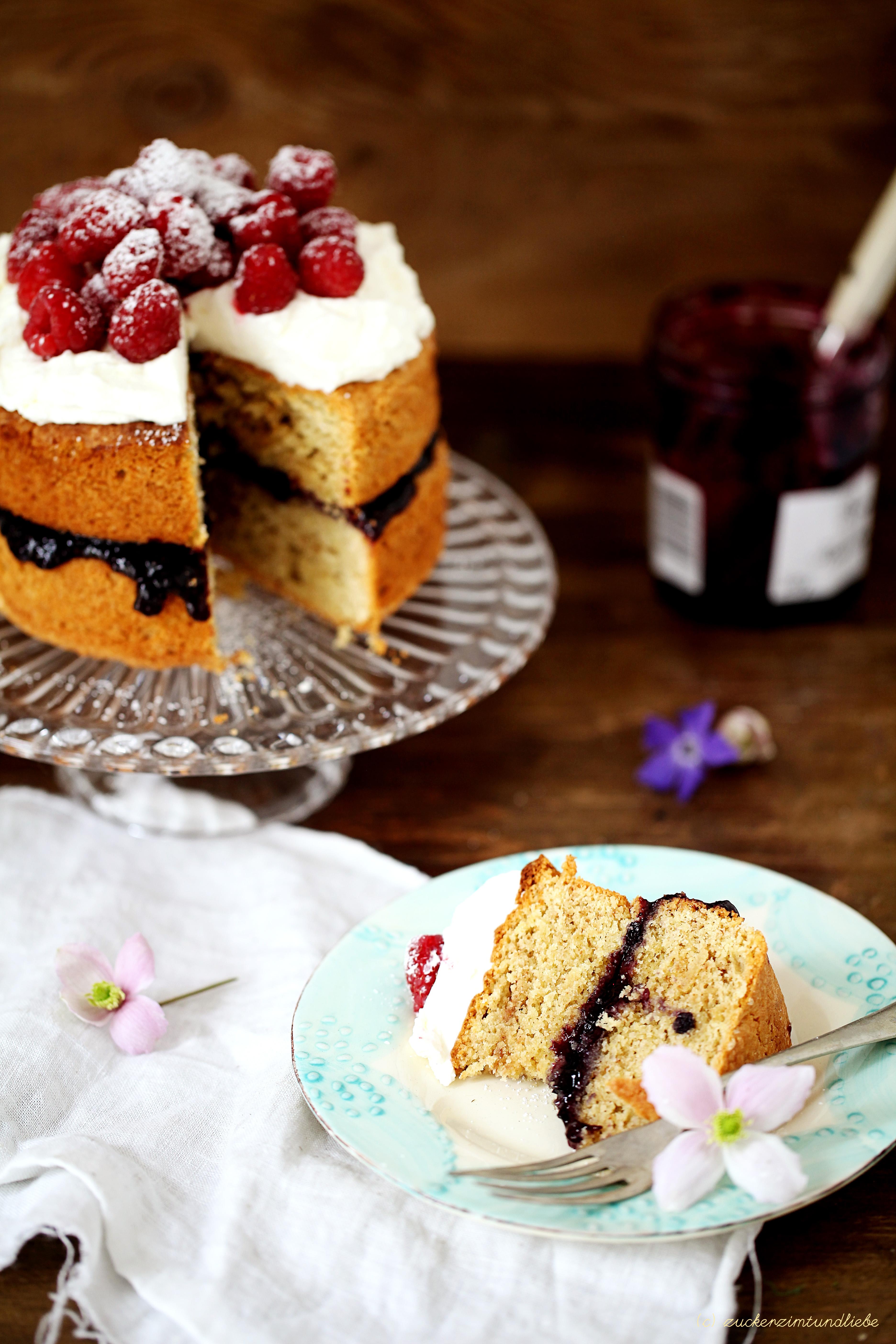 Zuckerzimtundliebe Rezept Südtirol Schwarzplentene Buchweizen Torte Kuchen