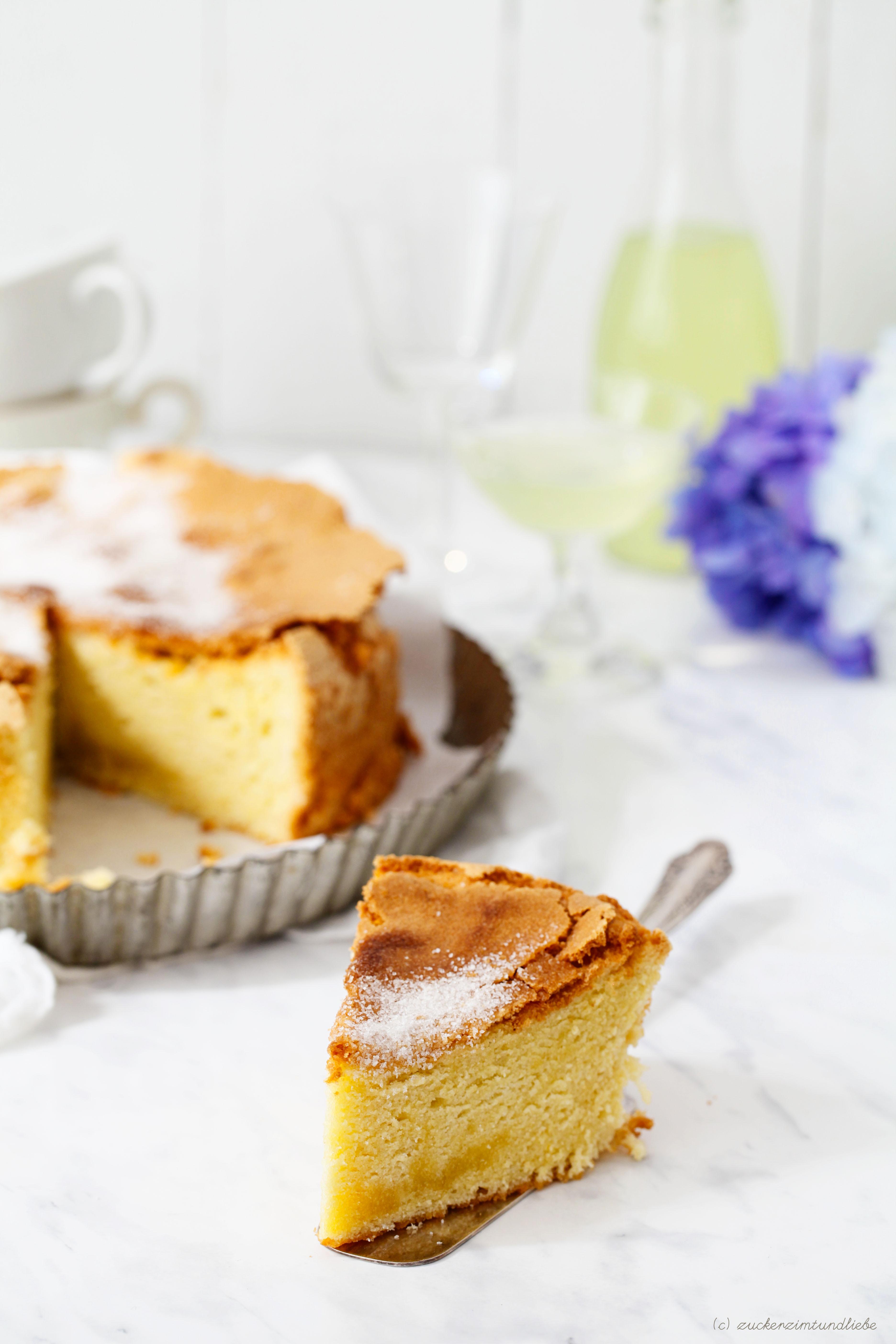 Zuckerzimtundliebe Olivenöl Kuchen Limoncello Rezept2