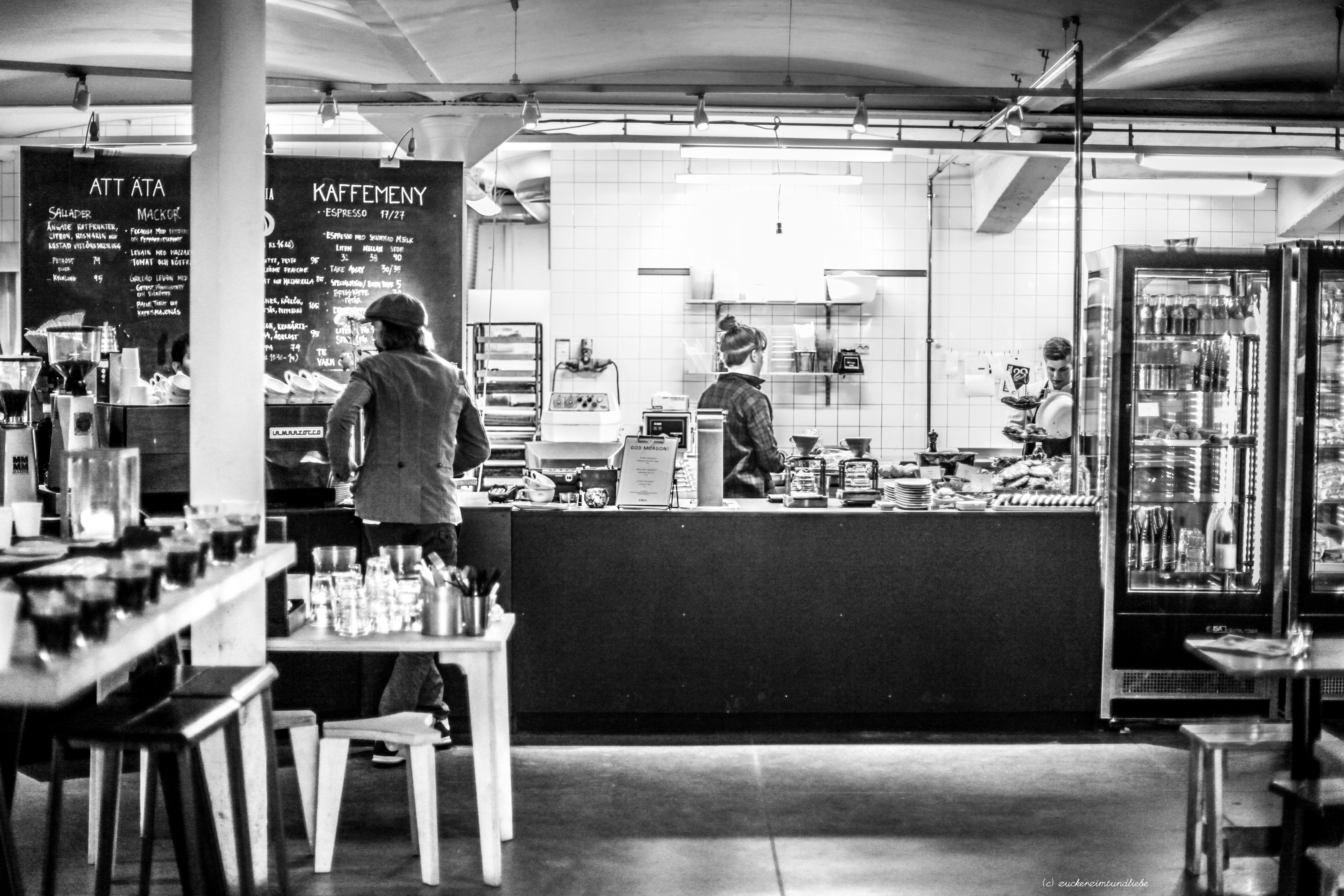 Zuckerzimtundliebe Göteborg da Matteo Cafe