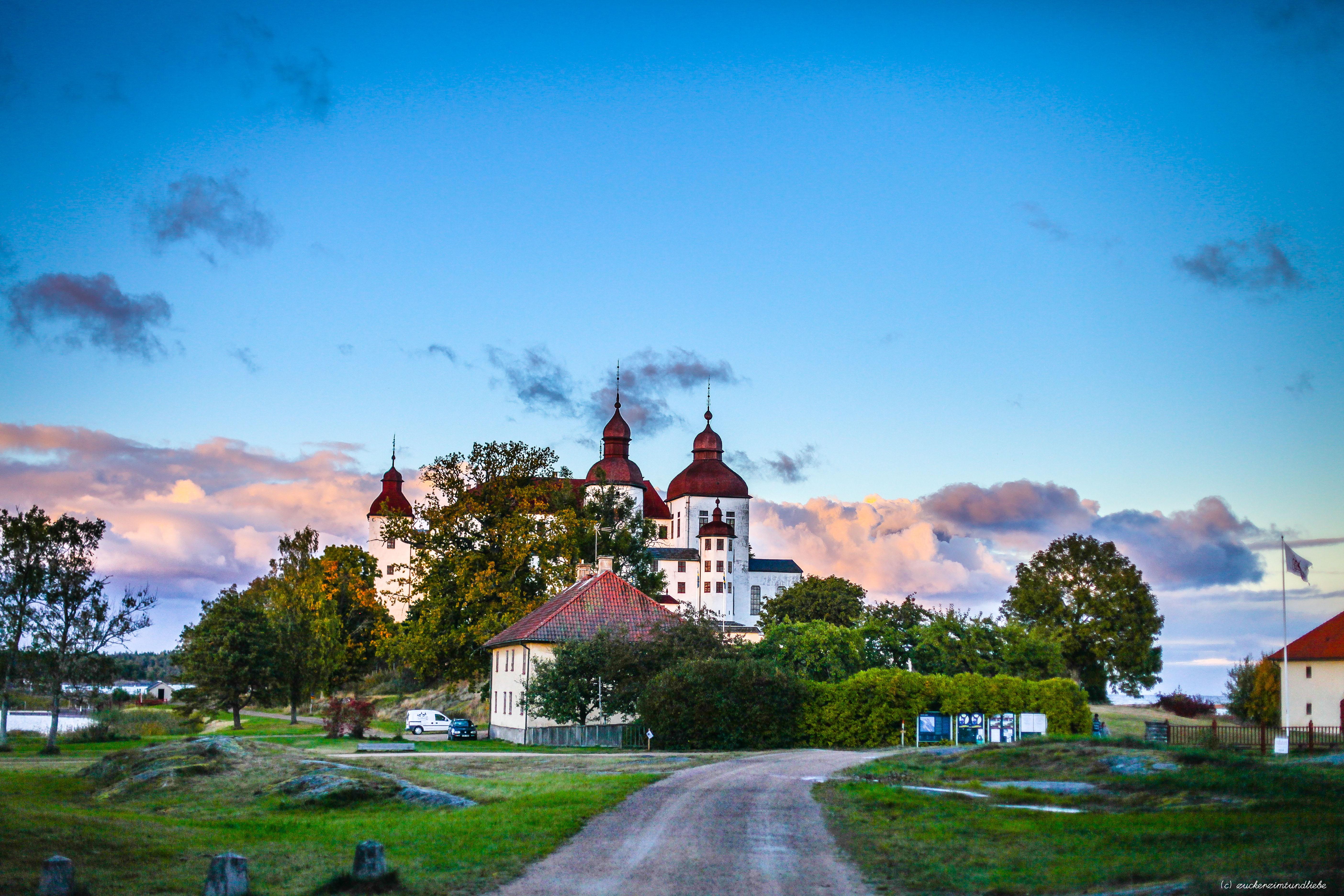 Zuckerzimtundliebe Läckö Slot