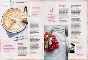 Edeka Mit Liebe 2014 Foodblogger Zucker, zimt und liebe Küchenchaotin Rezepte