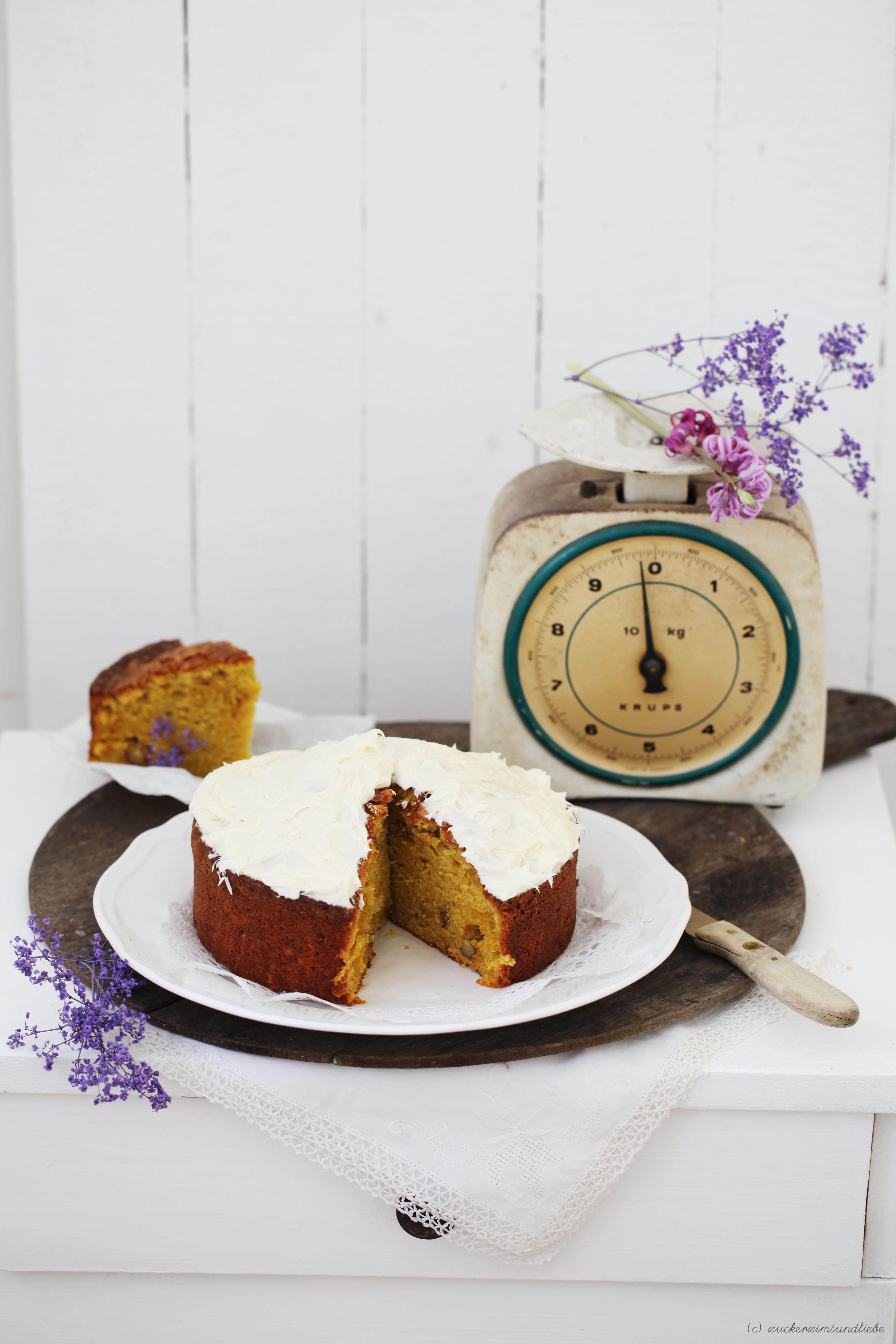 Süsskartoffelkuchen Rezept Zuckerzimtundliebe Backen Springform Foodblog6