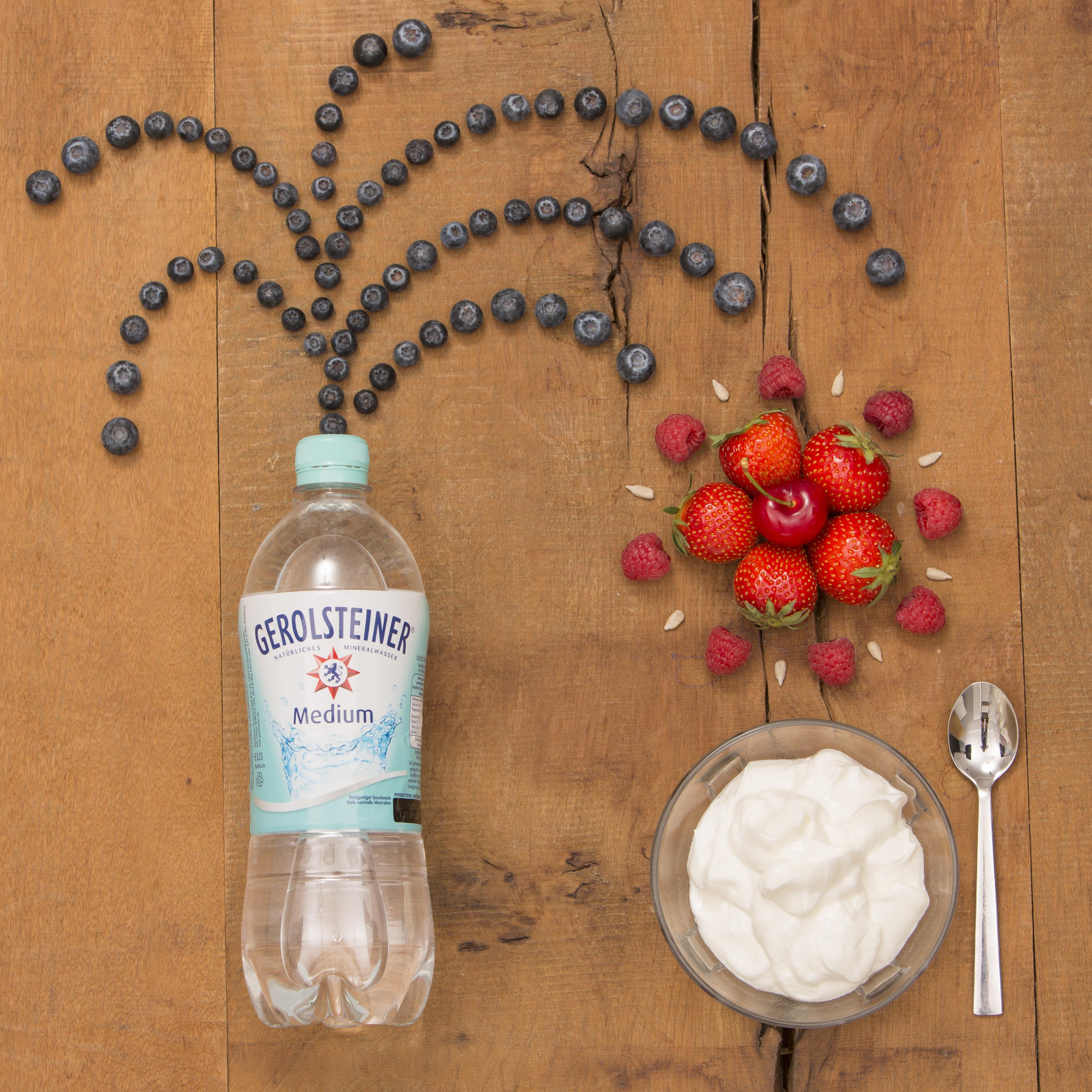 Projekt Wasserwoche Gerolsteiner Mineralwasser