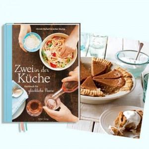 Hölker Zwei in einer Küche Kochbuch für Paare