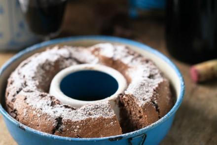 Einfaches bestes Rotweinkuchen Rezept Herbstkuchen Weihnachtskuchen Napfkuchen Sandkuchen Haus Hirt Bad Gastein Zucker zimt und Liebe