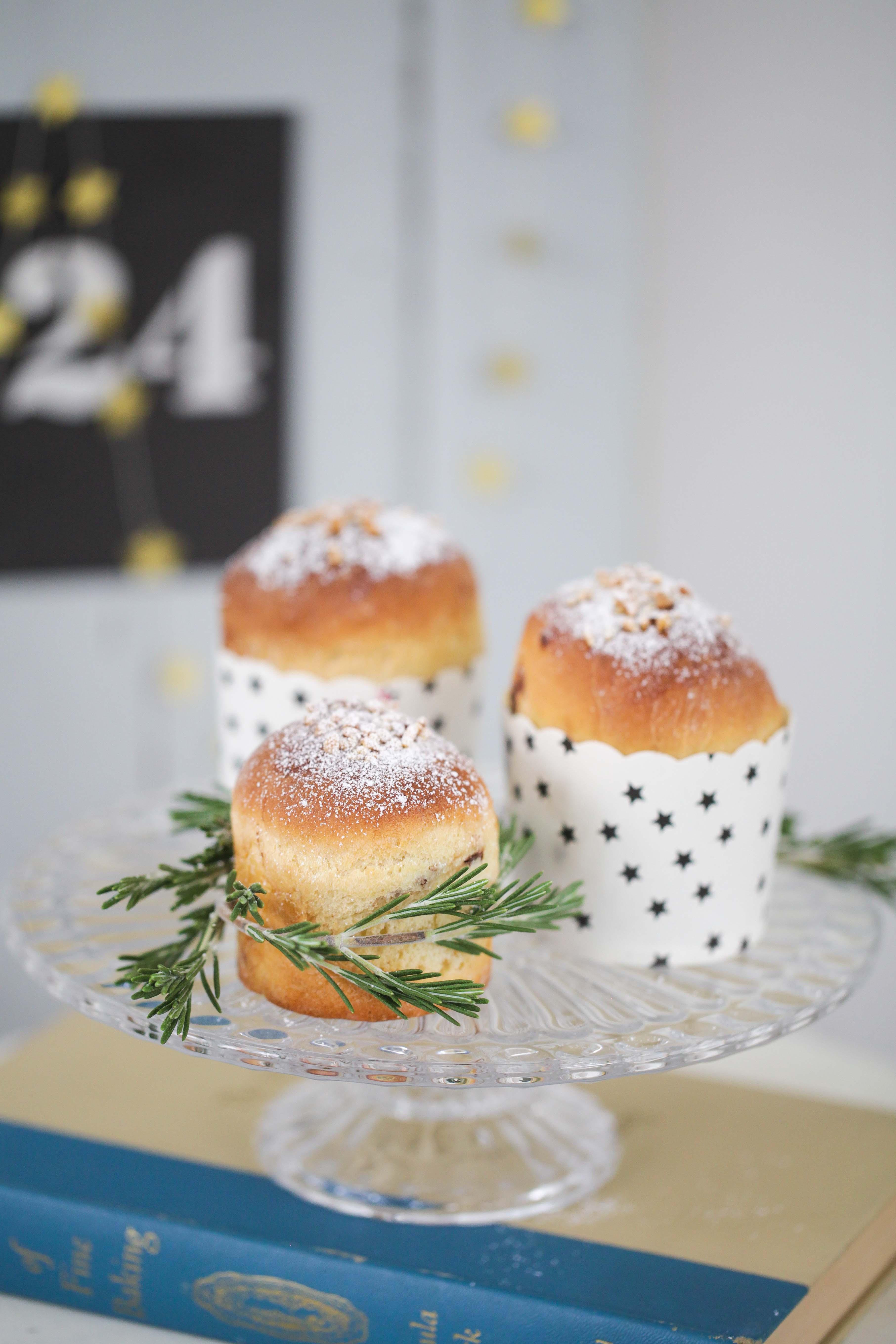 Rezept Panettone Muffins Zuckerzimtundliebe Weihnachtsgebäck Backrezept Backblog