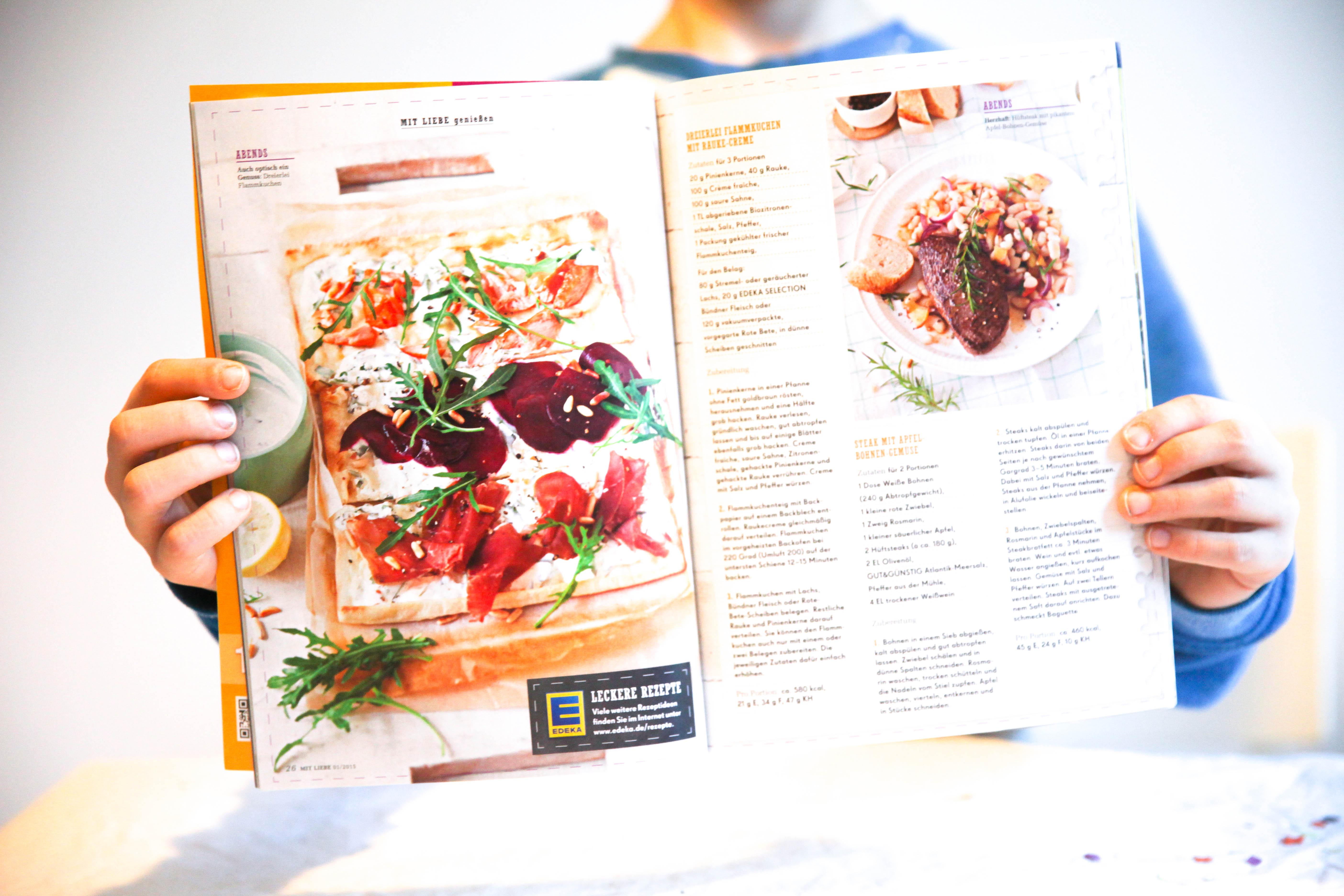 EDEKA Mit Liebe Lieblingsseite Artisan Küchenmaschine KitchenAid Gewinnspiel