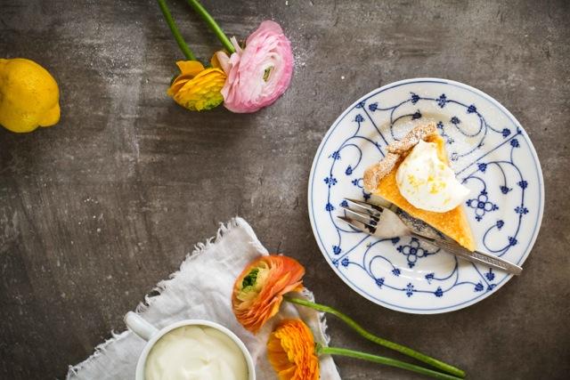 rezept zitronen buttermilch tarte zucker zimt und liebe. Black Bedroom Furniture Sets. Home Design Ideas