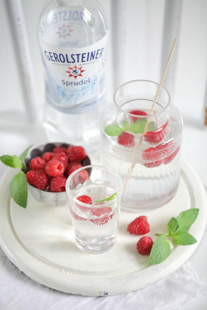 Zuckerzimtundliebe Gerolsteiner Projekt Wasserwoche Mineralwasser Challenge Flavorisiertes Wasser Fruchtwasser