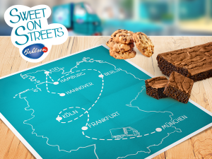 Bahlsen Sweetonstreets Trend Cookies Roadshow Tour 2015