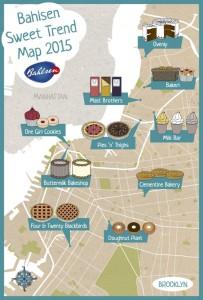 Schönste Cafes Bäckereien in Brooklyn Bahlsen Sweetonstreets Sweet trends Zuckerzimtundliebe Brooklyntips New York Cafes