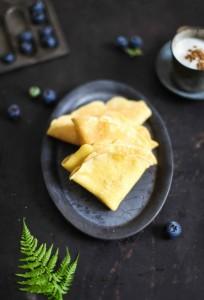 Rezept Palatschinken mit Blaubeeren-2