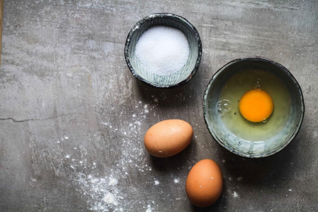 Was tun mit übrig gebliebenem Eiweiß oder Eigelb