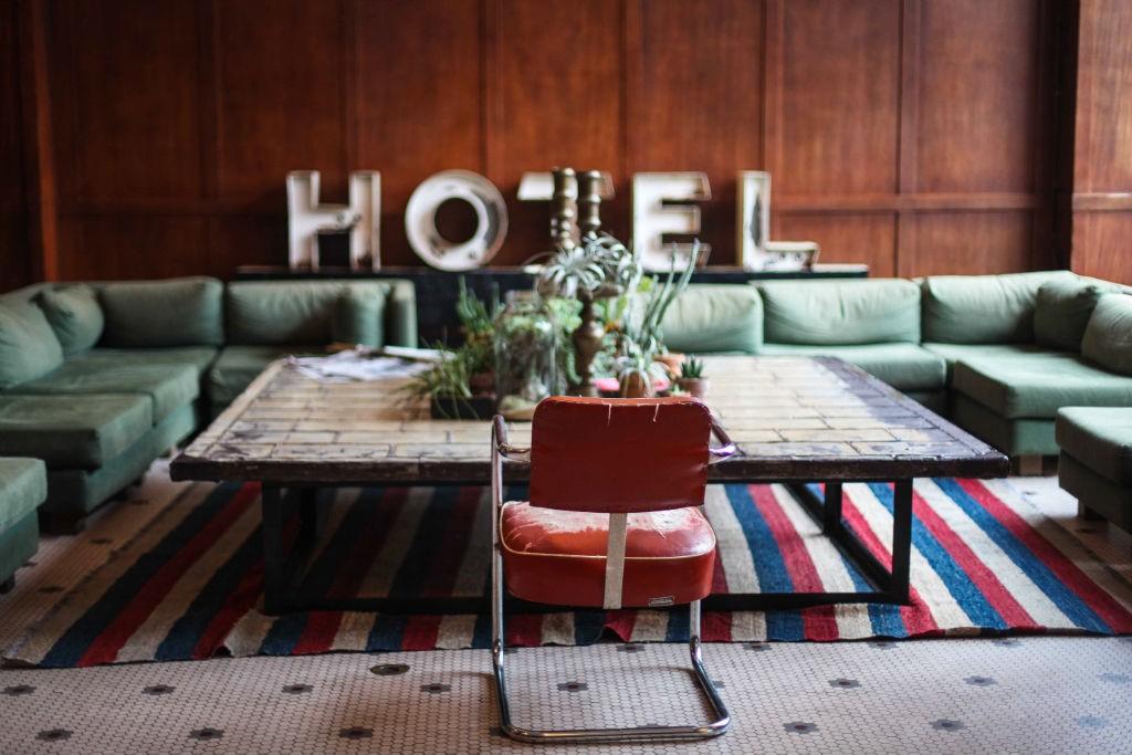 Portland Oregon Reisetipp Ace Hotel