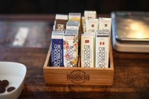 Portland Oregon Woodblock Chocolate Manufacturer Bean to Bar