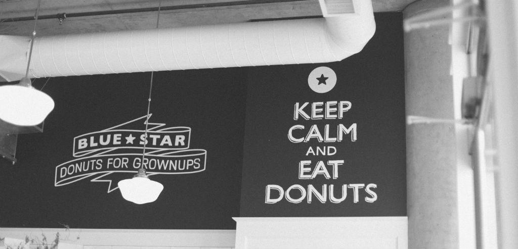 Blue Star Donut Portland Oregon Kulinarische Portland Reise