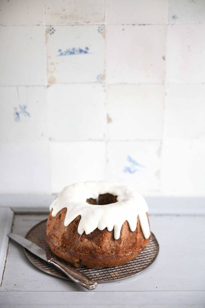 Apfel Mohn Gugelhupf Mohnkuchen Zuckerzimtundliebe Backrezept einfacher Rührkuchen Gugelhupfrezept Apple Poppyseed Cake Bundt Recipe