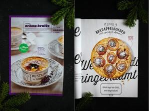 Florentiner Rezept Weihnachtsplätzchen nussplätzchen Deli Magazin Deli Dreielei zuckerzimtundliebe weihnachtsbäckerei florentine cookies recipe