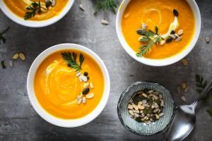 Moehrensuppe carrotsoup rezept suppenrezept ingwer suppe mittagessen schnelle suppe karottensuppe zuckerzimtundliebe