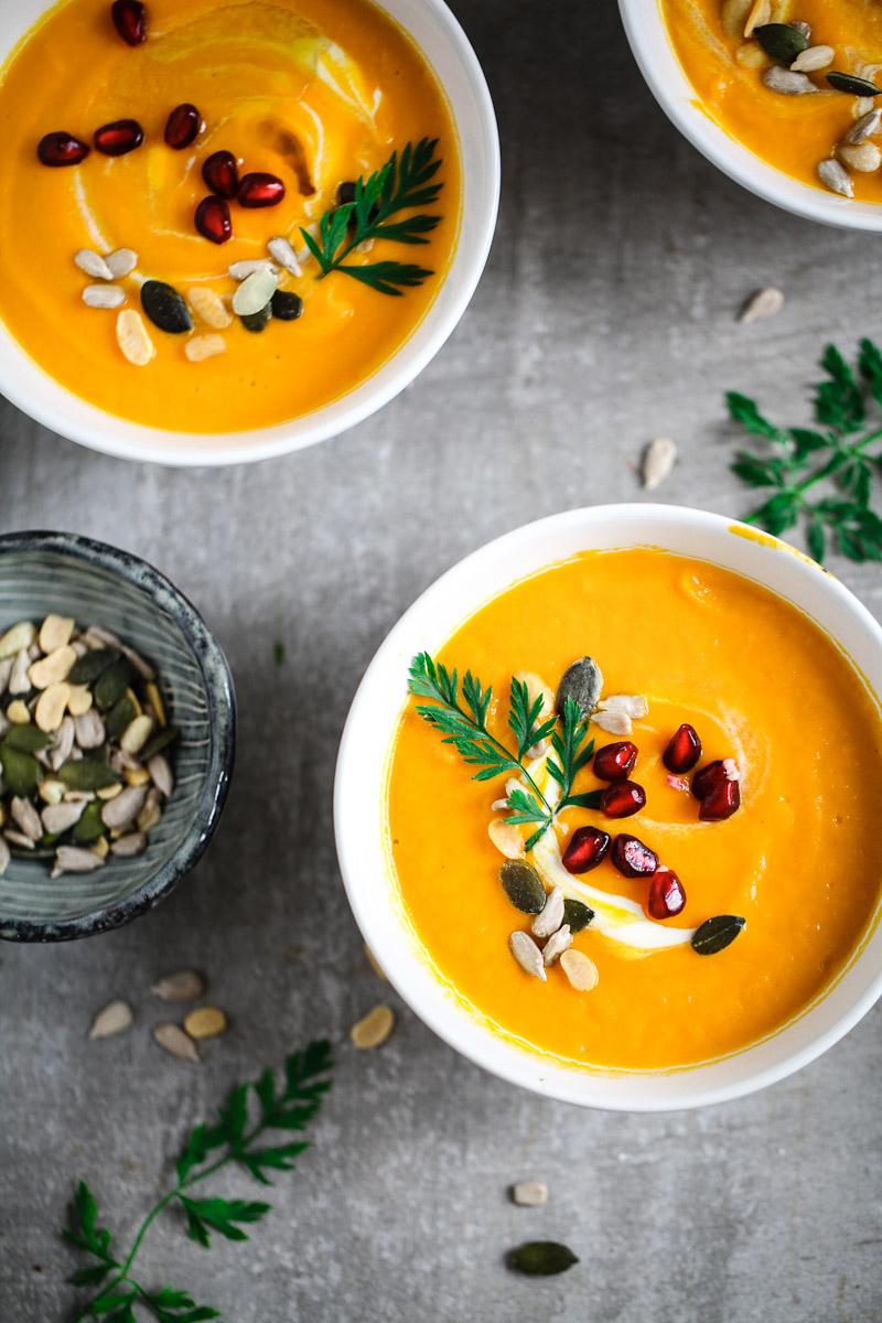 20+ Rezept für Möhren Kokos Suppe Kollektion