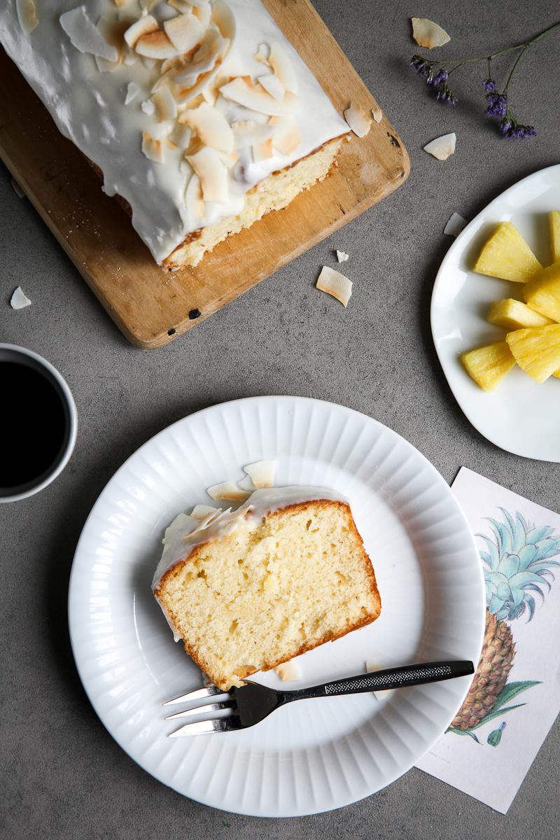 rezept f r ananas kastenkuchen zucker zimt und liebe. Black Bedroom Furniture Sets. Home Design Ideas