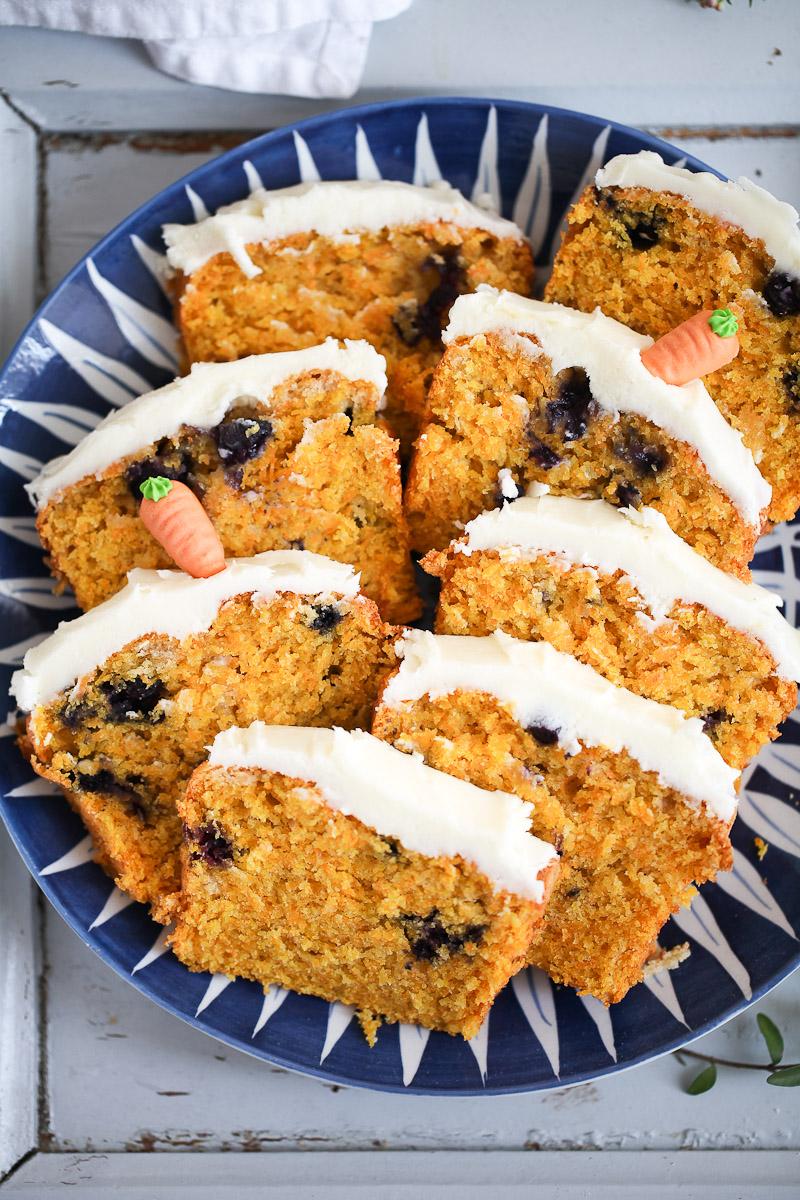 Blaubeere Mohrenkuchen Rezept Zucker Zimt Und Liebe