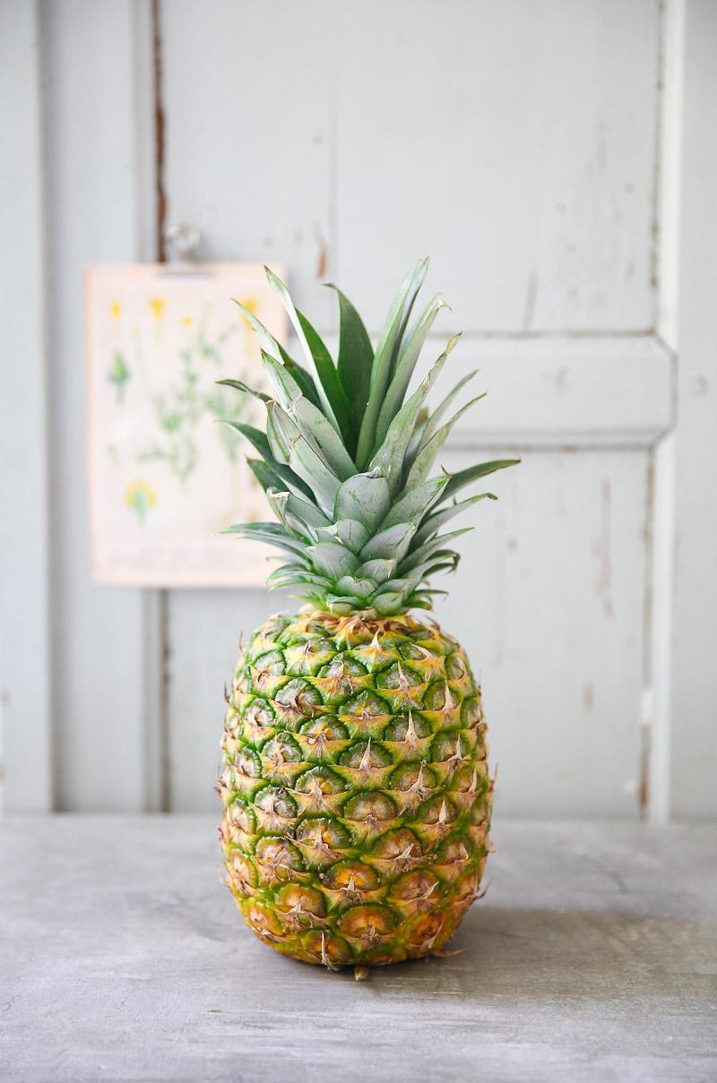 ananaseis rezept ohne eismaschine 3 zucker zimt und liebe. Black Bedroom Furniture Sets. Home Design Ideas
