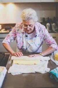 Südaustralien Kulinarisch auf der Tasting Australia in Adelaide SA Australienreisen Tipps jelly roll biskuitrolle