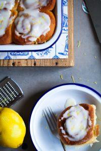 Zitronen Hefeschnecken-12