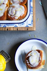 Zitronen Hefeschnecken-16