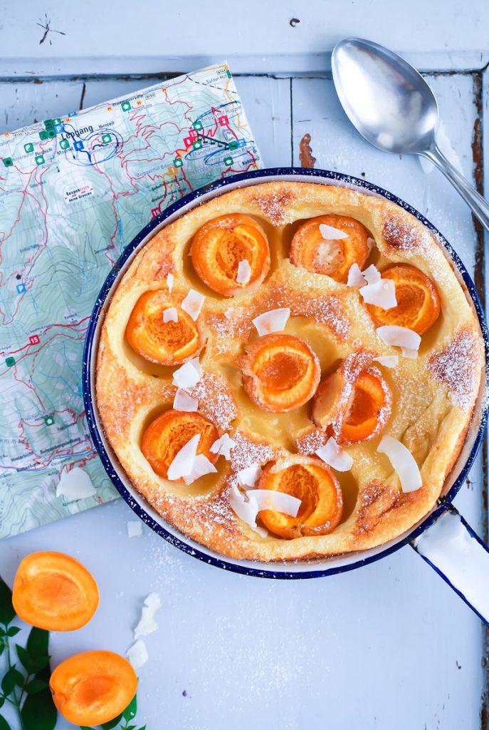 Aprikosen Clafoutis Rezept