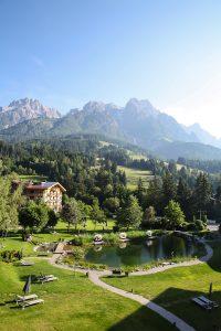 Naturhotel Forsthofgut Leogang Österreich Salzburger Land Spahotel Wellnesshotel Hoteltipp Auszeit