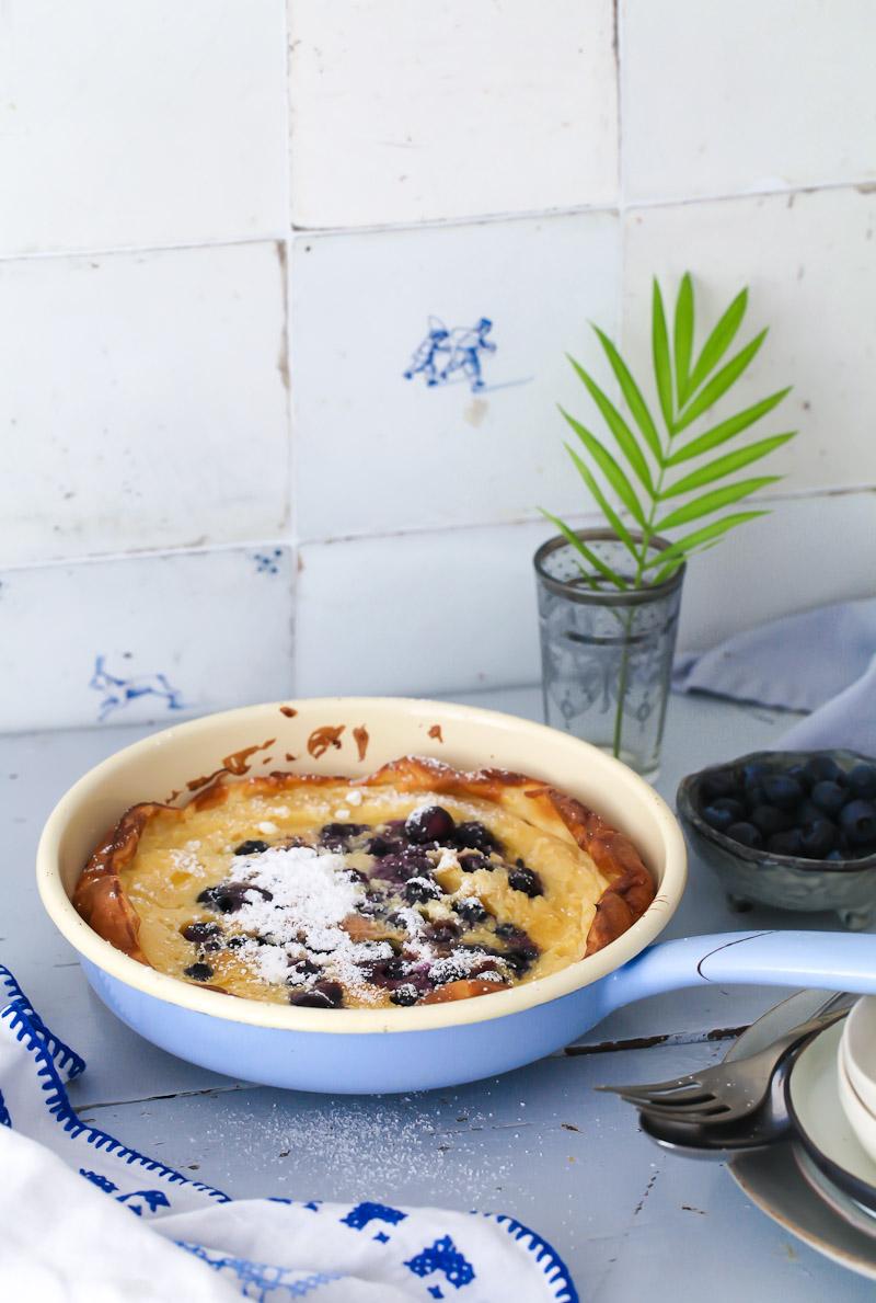 blaubeer ofen pfannkuchen 20 zucker zimt und liebe. Black Bedroom Furniture Sets. Home Design Ideas