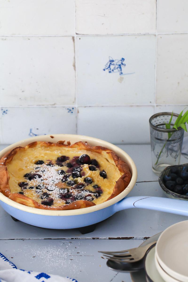 blaubeer ofen pfannkuchen 7 zucker zimt und liebe. Black Bedroom Furniture Sets. Home Design Ideas
