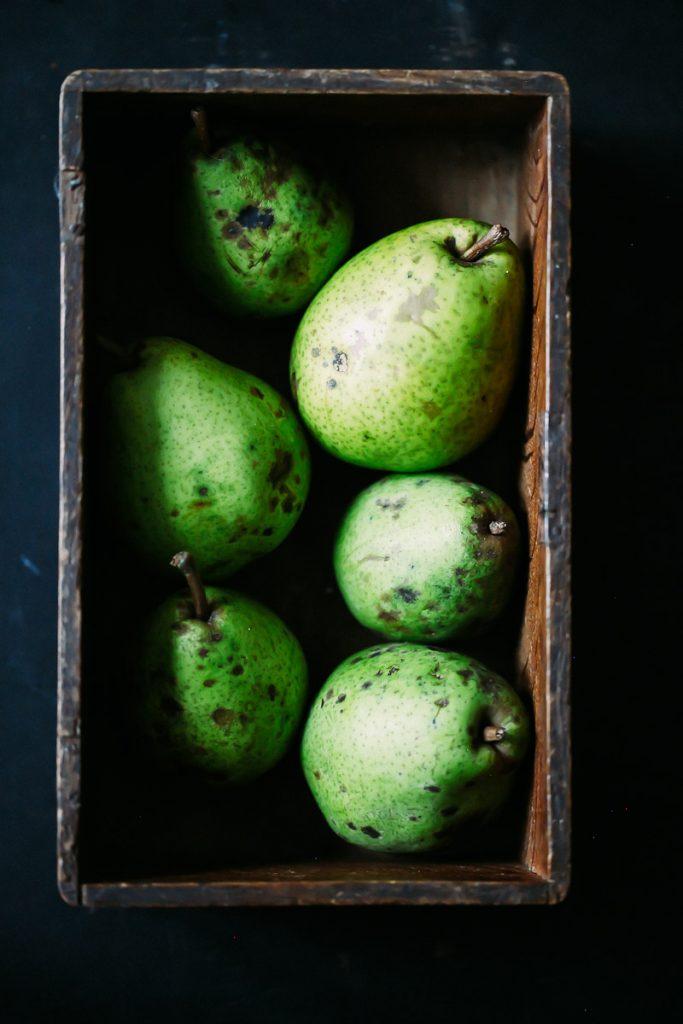 Pears Birnen still