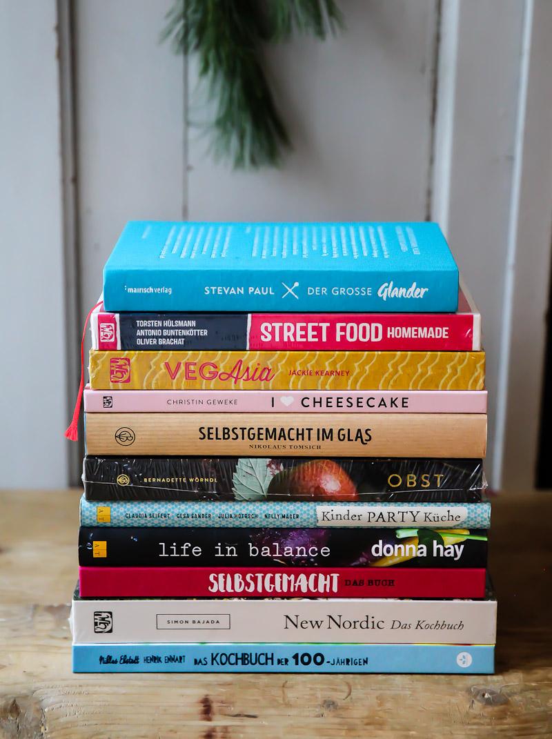 Neue Kochbücher Verlosung | Zucker, Zimt und Liebe