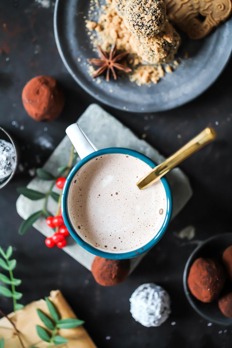 Rezept für Schokoladentrüffel, Trüffel ganz einfach selber machen