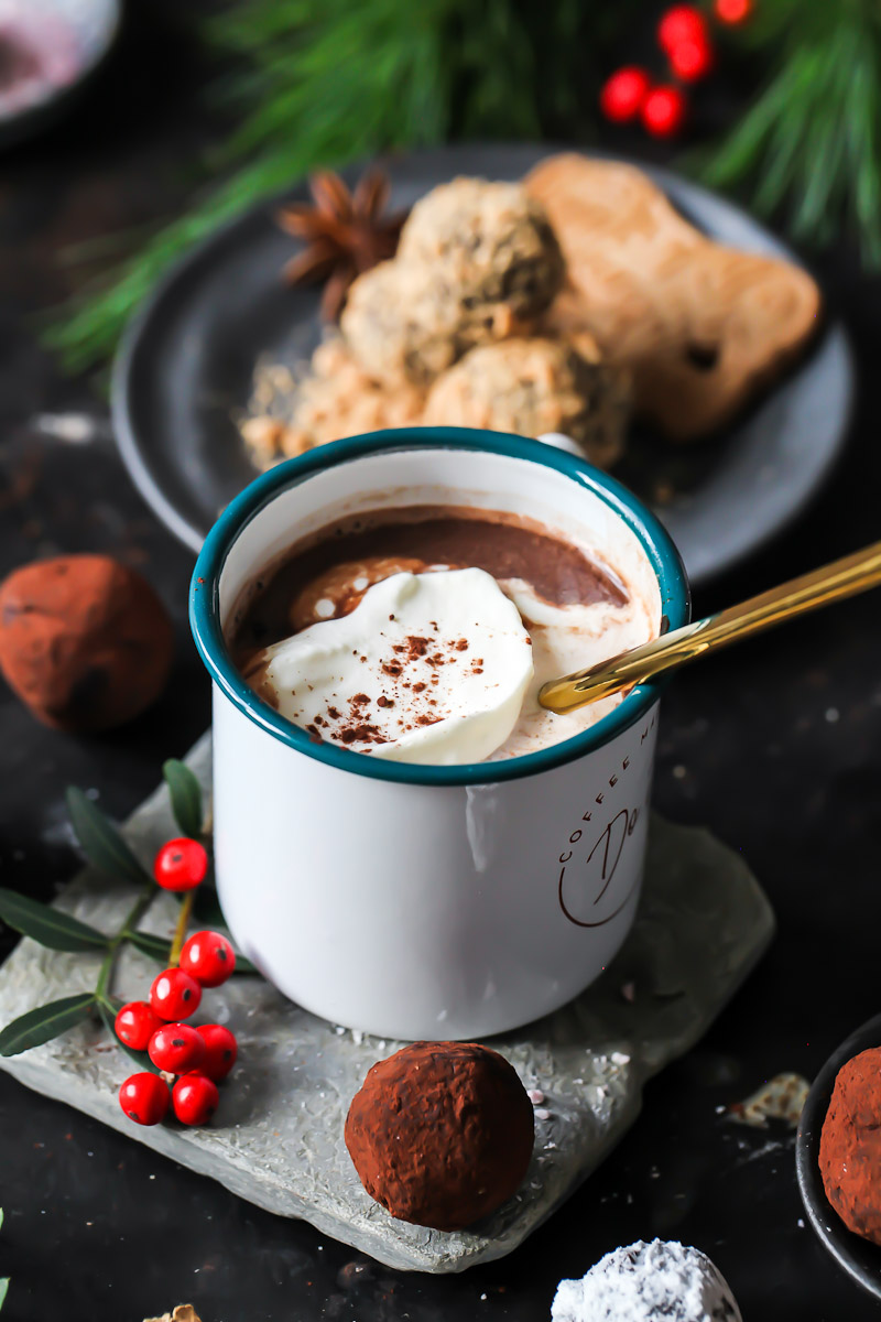Schokoladenganachetrüffel Rezept | Zucker, Zimt und Liebe