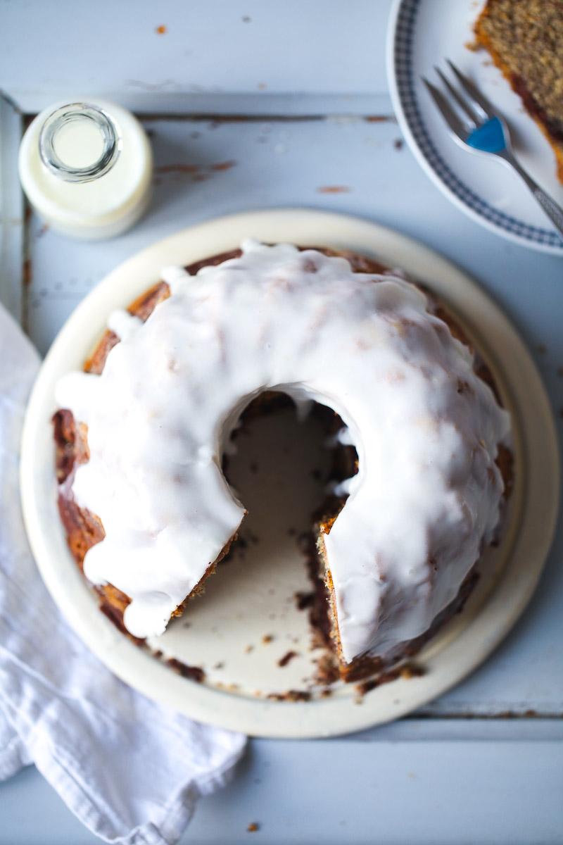 Rezept Fur Mohn Marmorkuchen Zucker Zimt Und Liebe