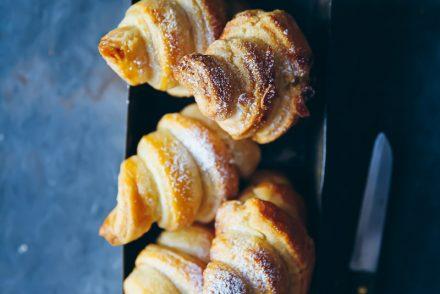 Blätterteig Croissant selber machen pain au chocolat rezept blätterteigrezept easy puff pastry zuckerzimtundliebe backschule wie macht man blätterteig