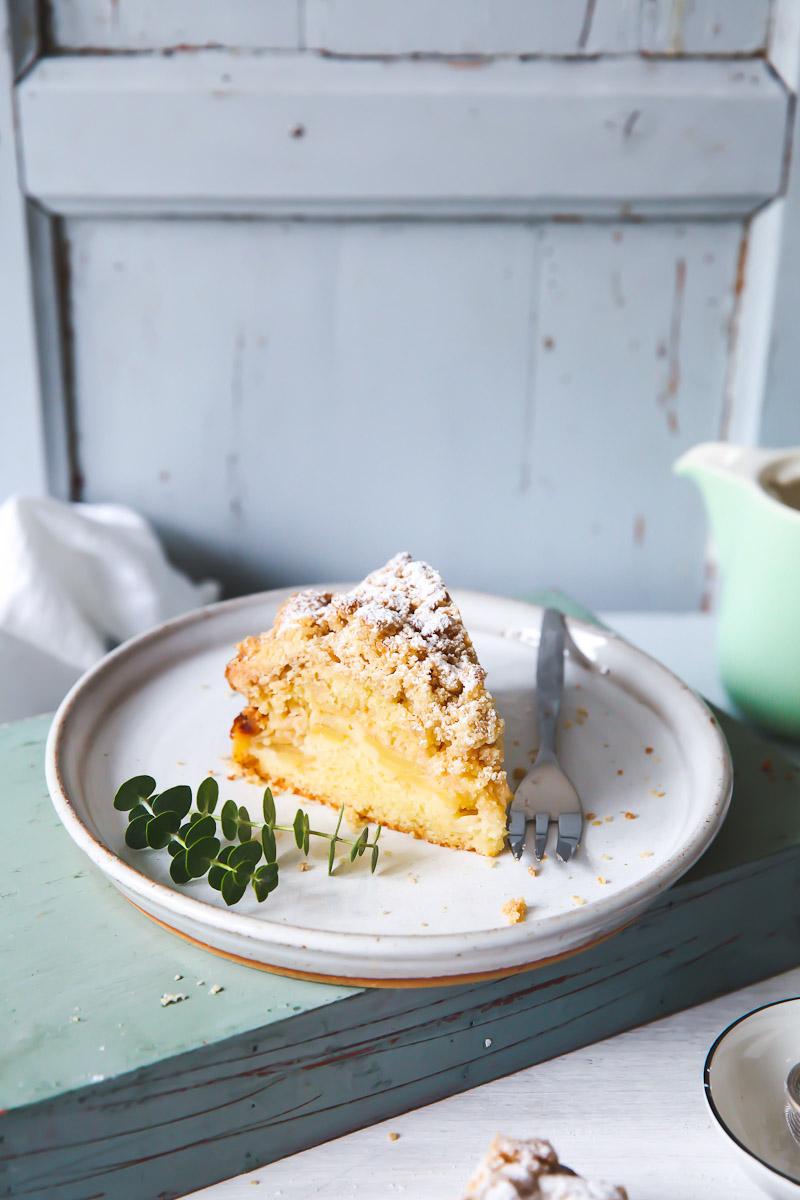 Rezept Fur Apfel Streusel Kuchen Zucker Zimt Und Liebe