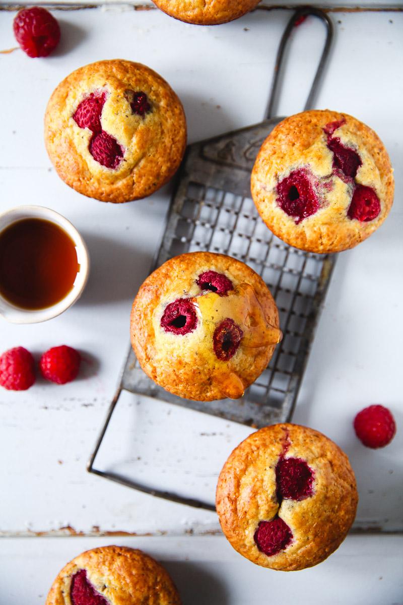 Rezept fuer muffins