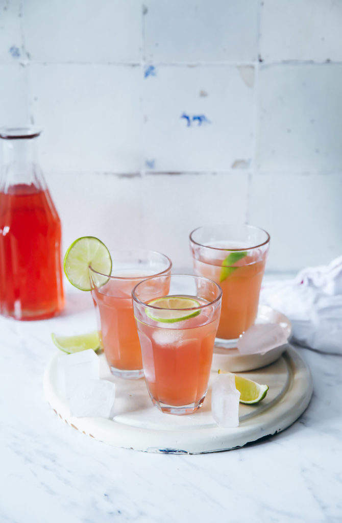 Lipton Iced tea rhabarber eistee rezept zuckerzimtundliebe recipe rhubarb iced tea foodstyling food photography