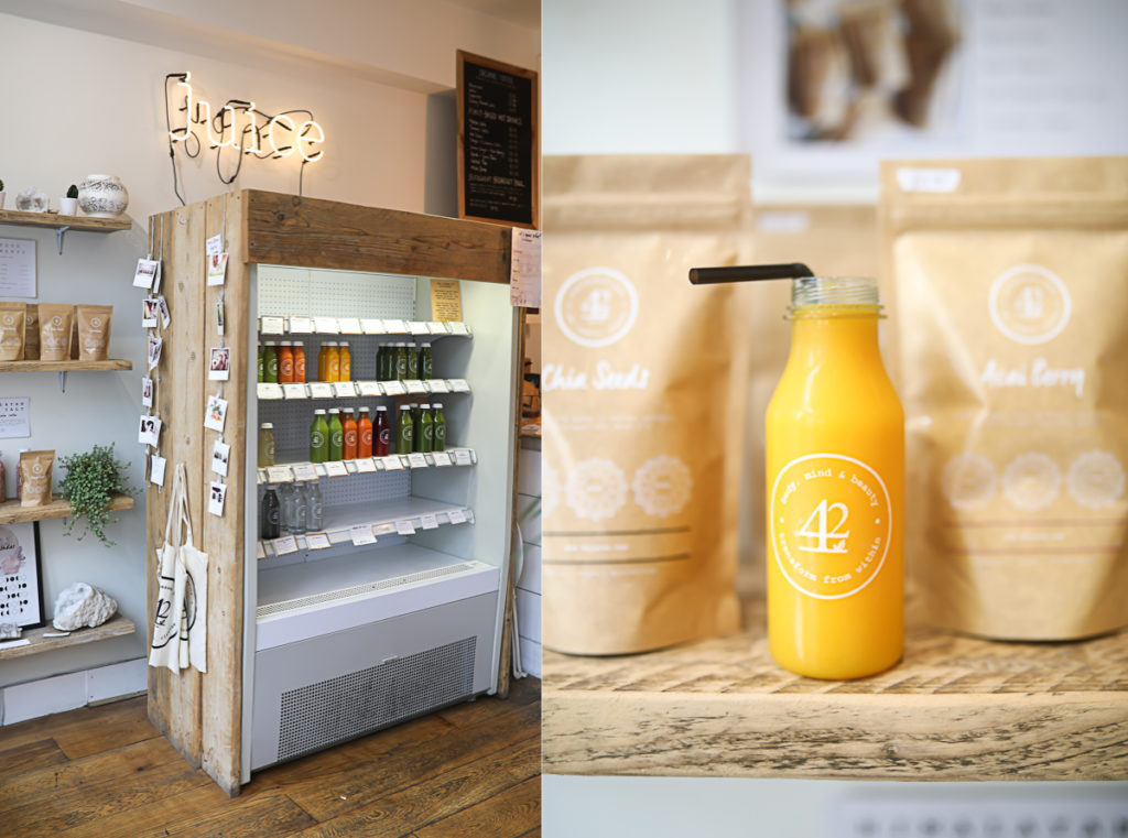 42juice where to eat and drink in brighton visit brighton reiseblog reisetipps für brighton