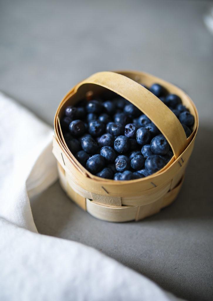 Blaubeeren foodstyling food photography zucker zimt und liebe