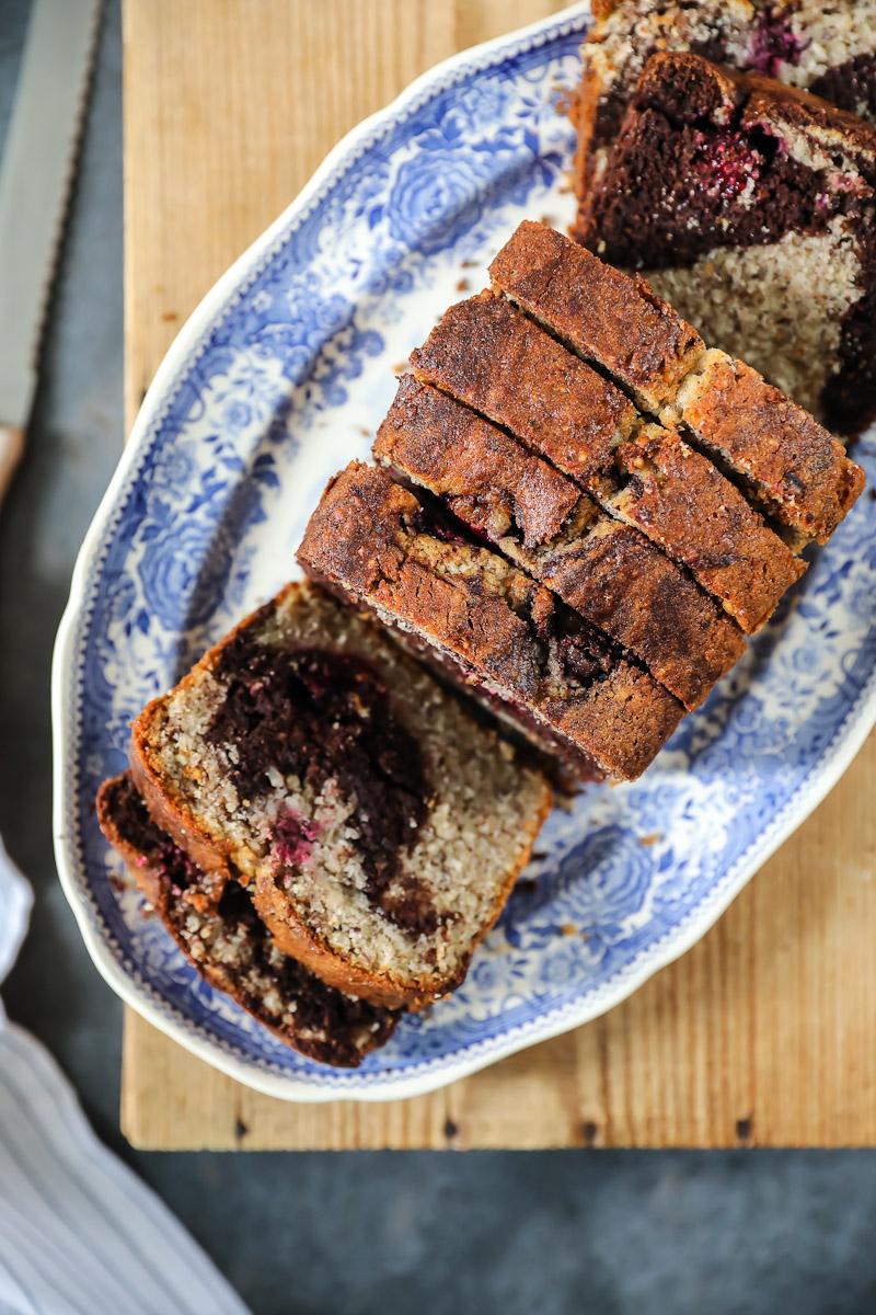 Nusskuchen Marmorkuchen Rezept Zucker Zimt Und Liebe