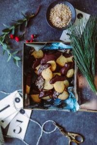 Mein liebstes Ausstechkeks-Weihnachtsplätzchen Rezept oder auch Butterplätzchen mit Haselnuss